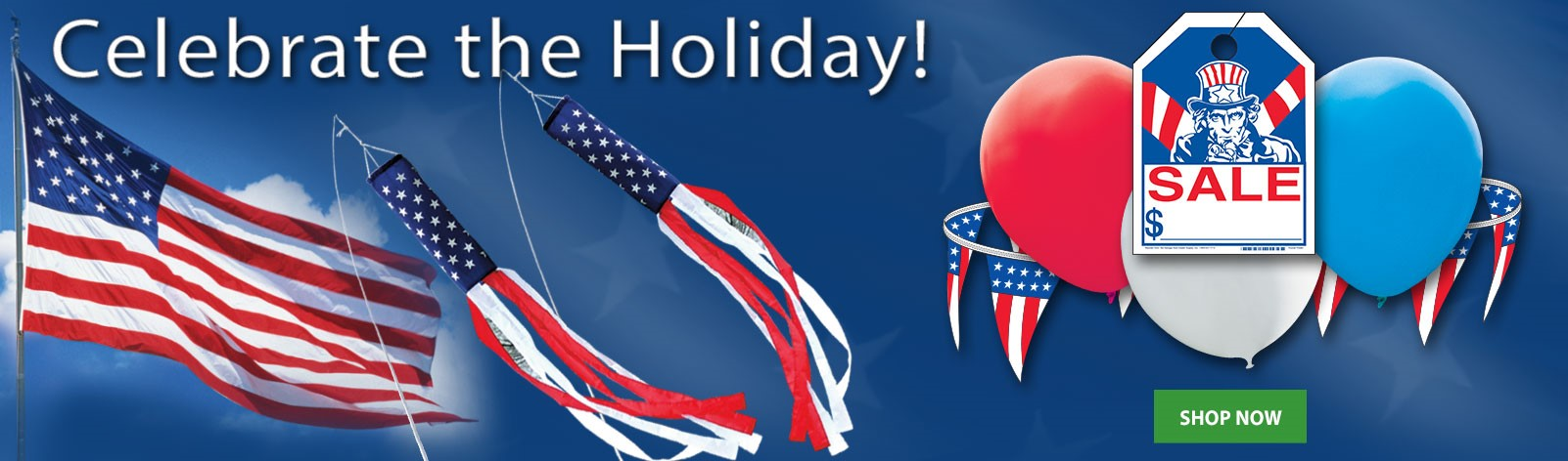 Celebrate the holiday!