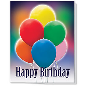 Premium Birthday Card