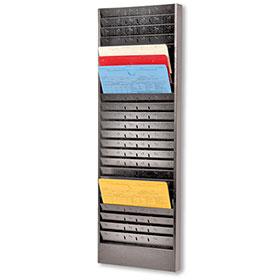 24 Pocket Repair Order Rack