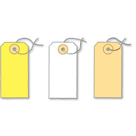 Extra Key Tag Wire Ties