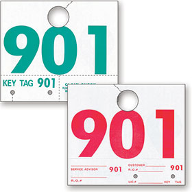 3-Part Service ID Tags