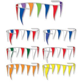 Plasticloth Pennant