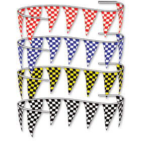 Race Flag Pennants