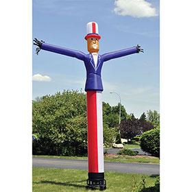 15' Uncle Sam Dancing Guy