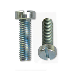 License Plate Large Metric Bolts