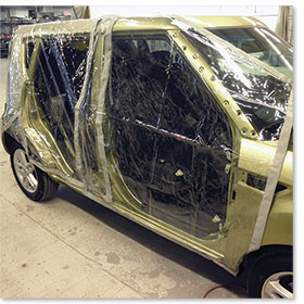 Magnetic Car Cover